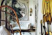 Фото 7 75 эксцентричных идей бохо-стиля в интерьере: вычурная роскошь и абсолютная свобода (фото)