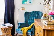 Фото 2 75 эксцентричных идей бохо-стиля в интерьере: вычурная роскошь и абсолютная свобода (фото)