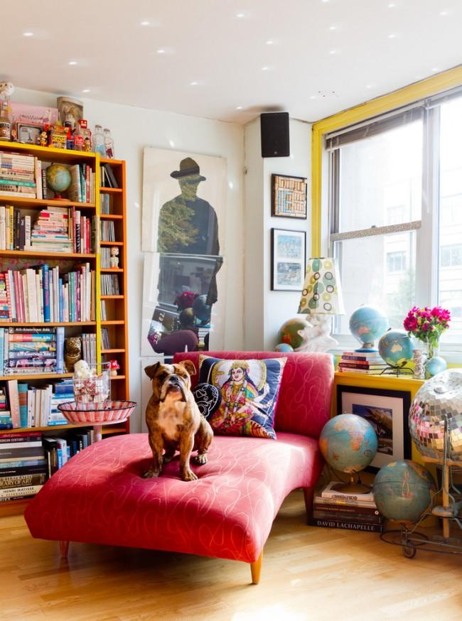 Бохо - абсолютно свободный стиль, посредством которого каждый способен изменить свое жилье под себя