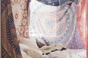 Фото 20 75 эксцентричных идей бохо-стиля в интерьере: вычурная роскошь и абсолютная свобода (фото)