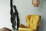 Фото 32 75 эксцентричных идей бохо-стиля в интерьере: вычурная роскошь и абсолютная свобода (фото)