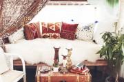 Фото 13 75 эксцентричных идей бохо-стиля в интерьере: вычурная роскошь и абсолютная свобода (фото)