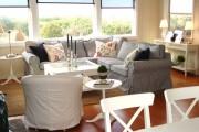 Фото 5 Чехлы на диван (36 фото): эстетично, практично и функционально