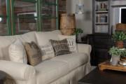Фото 3 Чехлы на диван (36 фото): эстетично, практично и функционально