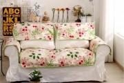 Фото 11 Чехлы на диван (36 фото): эстетично, практично и функционально