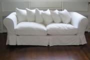 Фото 13 Чехлы на диван (36 фото): эстетично, практично и функционально