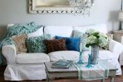 Фото 1 Чехлы на диван (36 фото): эстетично, практично и функционально