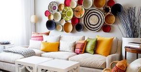 На пути к уникальному дизайну: 120+ идей декора стен своими руками фото