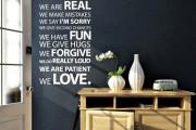 Фото 3 На пути к уникальному дизайну: 120+ идей декора стен своими руками