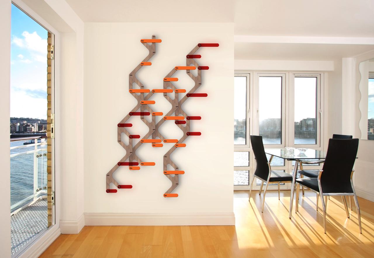 Декор стен в квартире своими руками фото 83