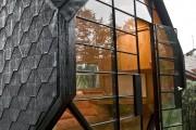 Фото 2 Деревянные беседки (65 фото): уютный уголок релакса на вашей даче
