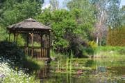 Фото 7 Деревянные беседки (65 фото): уютный уголок релакса на вашей даче