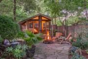 Фото 25 Деревянные беседки (65 фото): уютный уголок релакса на вашей даче