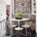 Диванчик на кухню: 75 симпатичных идей уютного уголка для семейного отдыха фото