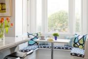 Фото 9 Диванчик на кухню: 75 симпатичных идей уютного уголка для семейного отдыха