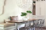 Фото 2 Диванчик на кухню: 75 симпатичных идей уютного уголка для семейного отдыха