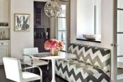Фото 17 Диванчик на кухню: 75 симпатичных идей уютного уголка для семейного отдыха