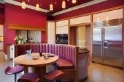 Фото 19 Диванчик на кухню: 75 симпатичных идей уютного уголка для семейного отдыха