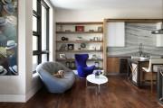 Фото 1 Диванчик на кухню: 75 симпатичных идей уютного уголка для семейного отдыха