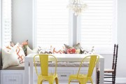 Фото 23 Диванчик на кухню: 75 симпатичных идей уютного уголка для семейного отдыха
