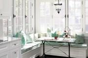 Фото 26 Диванчик на кухню: 75 симпатичных идей уютного уголка для семейного отдыха