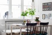 Фото 31 Диванчик на кухню: 75 симпатичных идей уютного уголка для семейного отдыха