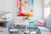 Фото 33 Диванчик на кухню: 75 симпатичных идей уютного уголка для семейного отдыха