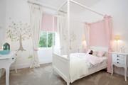 Фото 46 Дизайн детской комнаты для девочек: 100 фото воплощений розовой мечты