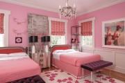 Фото 13 Дизайн детской комнаты для девочек: 100 фото воплощений розовой мечты