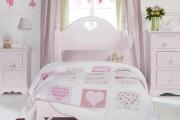 Фото 16 Дизайн детской комнаты для девочек: 100 фото воплощений розовой мечты