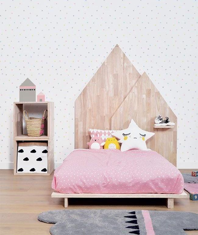 Идеи дизайна детской комнаты для девочек: 100 ярких фото