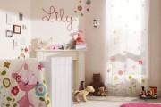 Фото 19 Дизайн детской комнаты для девочек: 100 фото воплощений розовой мечты