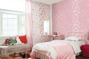 Фото 8 Дизайн детской комнаты для девочек: 100 фото воплощений розовой мечты