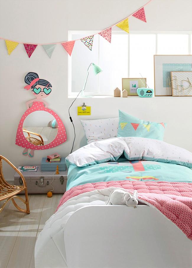 Простой и рациональный стиль комнаты