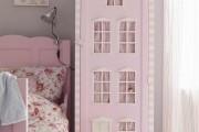 Фото 34 Дизайн детской комнаты для девочек: 100 фото воплощений розовой мечты