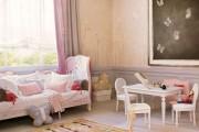 Фото 36 Дизайн детской комнаты для девочек: 100 фото воплощений розовой мечты