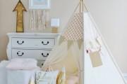 Фото 40 Дизайн детской комнаты для девочек: 100 фото воплощений розовой мечты