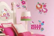 Фото 45 Дизайн детской комнаты для девочек: 100 фото воплощений розовой мечты