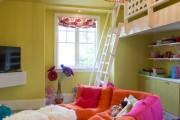 Фото 31 Дизайн детской комнаты для девочек: 100 фото воплощений розовой мечты