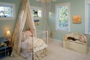 Фото 10 Кровать с балдахином: 90 идей царственной романтики в дизайне спальни (фото)