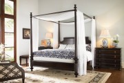Фото 11 Кровать с балдахином: 90 идей царственной романтики в дизайне спальни (фото)