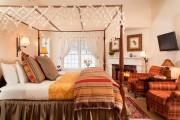 Фото 9 Кровать с балдахином: 90 идей царственной романтики в дизайне спальни (фото)