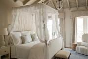 Фото 13 Кровать с балдахином: 90 идей царственной романтики в дизайне спальни (фото)