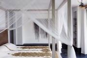 Фото 17 Кровать с балдахином: 90 идей царственной романтики в дизайне спальни (фото)