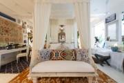 Фото 18 Кровать с балдахином: 90 идей царственной романтики в дизайне спальни (фото)