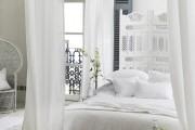 Фото 22 Кровать с балдахином: 90 идей царственной романтики в дизайне спальни (фото)