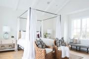 Фото 29 Кровать с балдахином: 90 идей царственной романтики в дизайне спальни (фото)