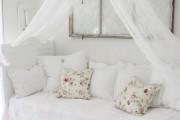 Фото 31 Кровать с балдахином: 90 идей царственной романтики в дизайне спальни (фото)