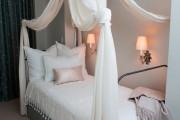 Фото 33 Кровать с балдахином: 90 идей царственной романтики в дизайне спальни (фото)