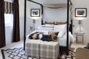 Фото 38 Кровать с балдахином: 90 идей царственной романтики в дизайне спальни (фото)